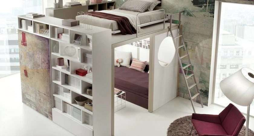 Awesome Space Saving Kids Bedroom Design Ideas Tips