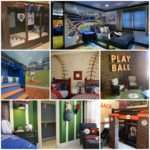 Awesome Sports Themed Kids Bedrooms Monster