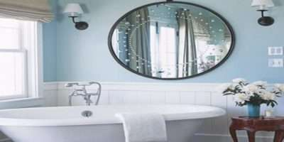 Baby Blue Bathroom Ideas Home Interior Design