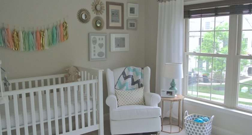 Baby Gender Neutral Nursery Project