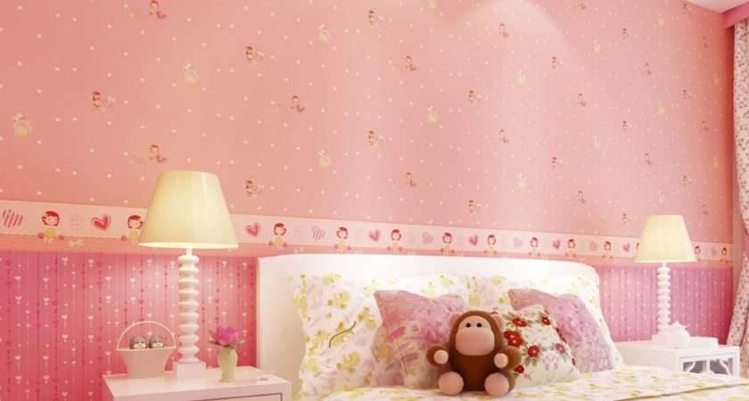 Baby Girl Room Wallpapersafari