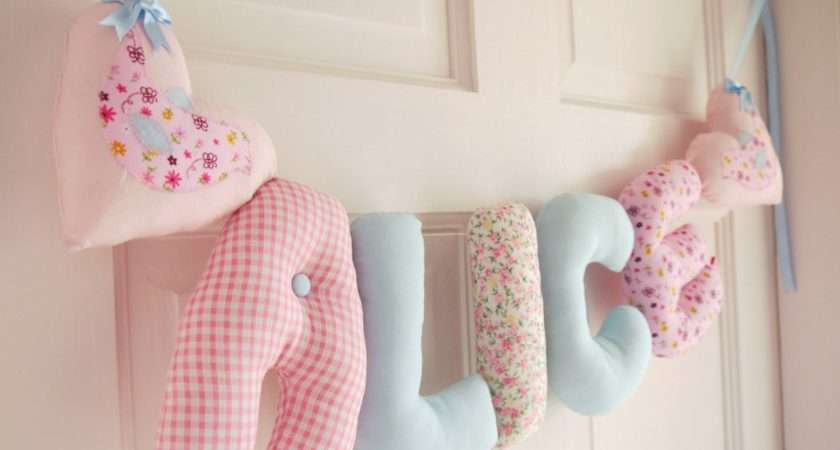 Baby Name Decorations Best Decoration