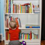 Baby Nursery Why Need Bookshelf Room Low