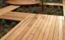 Back Garden Decking Ideas Margarite Gardens