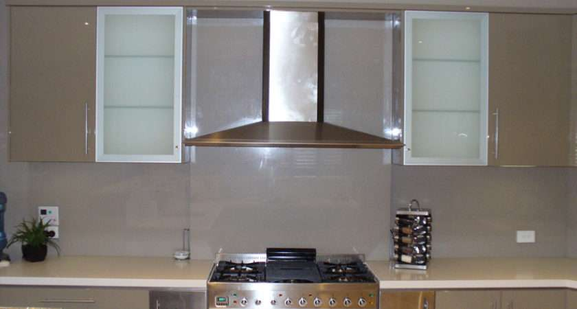Back Glass Splashbacks Kitchen Bathroom