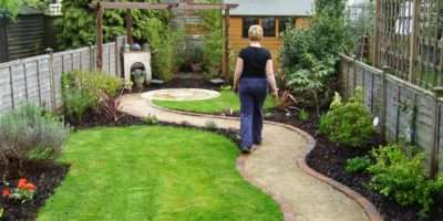 Backyard Landscaping Design New Small
