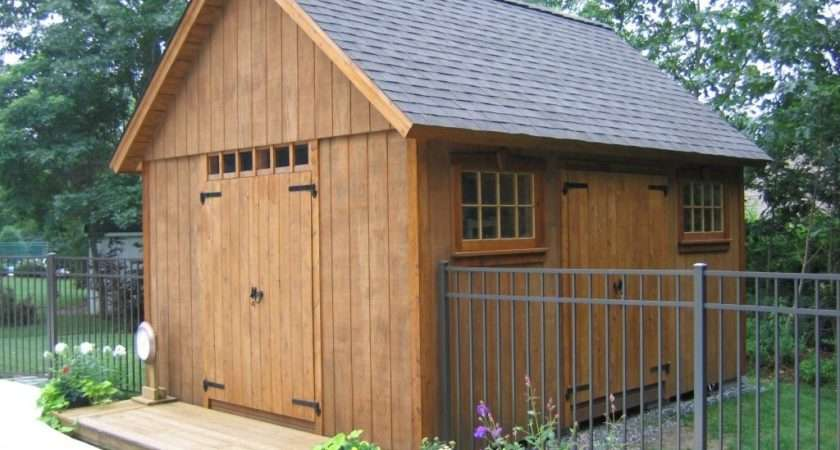 Backyard Shed Ideas Issues Consider Having