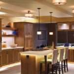 Bad Living Room Kitchen Lighting Ideas