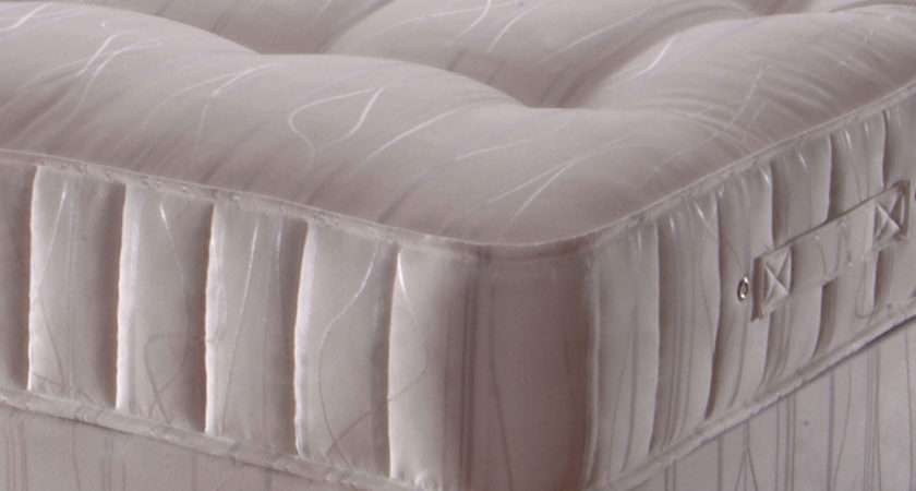 Balmoral Double Mattress Pocket Sprung Firm Only