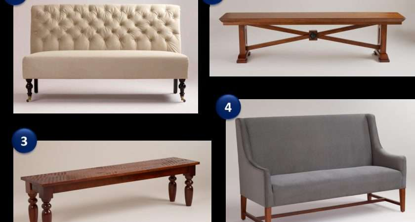 Banquette Sofa Seating Furniture Many Kinds