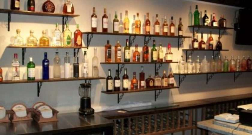 Bar Shelves Shelving Ideas