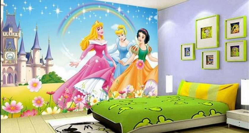 Barbie Kids Room Interior Design