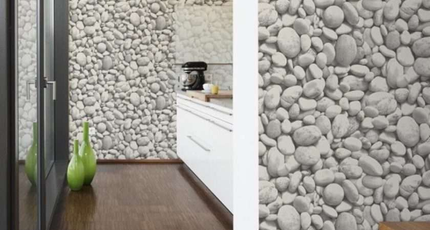 Bare Mineral Unusual Faux Large Pebble Stone