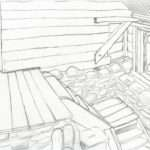 Barn Coloring Pages Kids