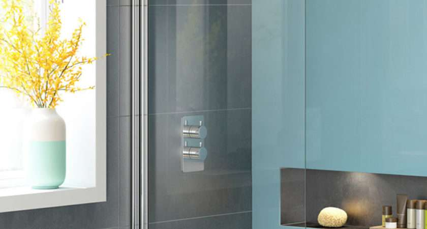 Bath Shower Screen Modern Frameless Designer Glass