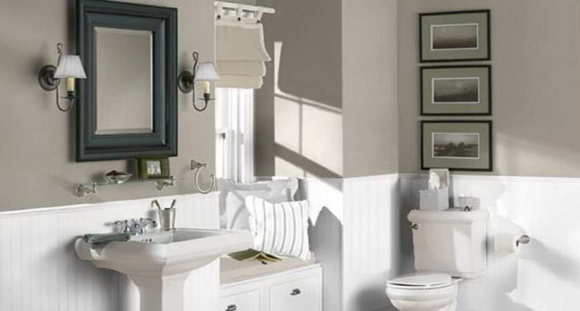 Bathroom Color Scheme Trends Interior Decorating