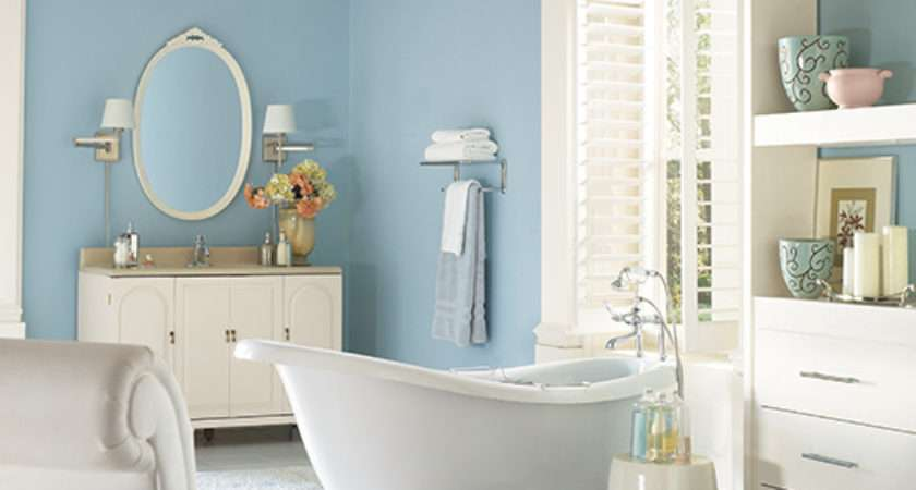 Bathroom Colors Paint