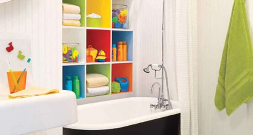 Bathroom Decor Kids White Wall Ideas Home