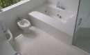 Bathroom Flooring Ideas Various Materials Styles Addition