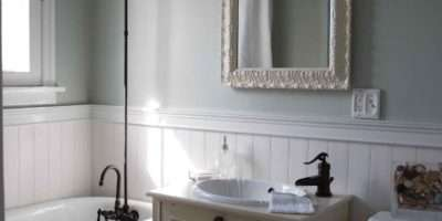 Bathroom Ideas Using Gray Vanity Clipgoo