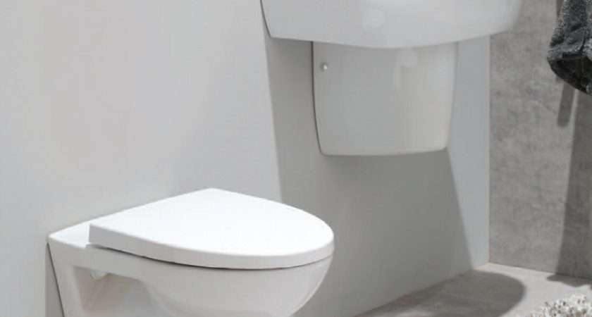 Bathroom Interior Toilet Basin Sets