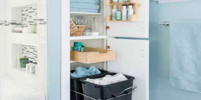 Bathroom Narrow Storage Ideas Boost