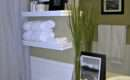 Bathroom Shelf Decorating Ideas Best