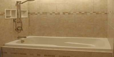 Bathroom Shower Ideas Build Pan Wall Tile