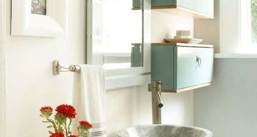 Bathroom Storage Hacks Ideas Enlarge Your