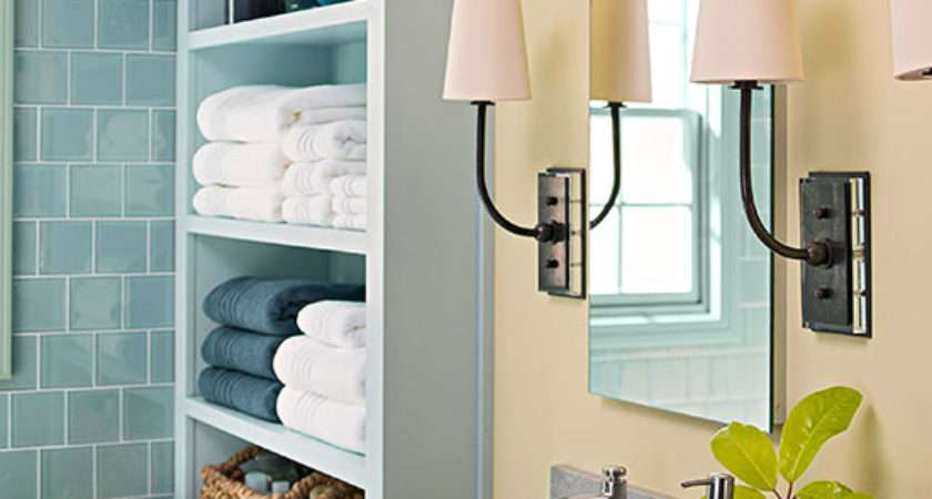 Bathroom Storage Ideas Better Homes Gardens Bhg