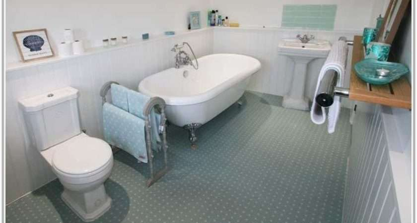 Bathroom Vinyl Floor Tiles Home Design Ideas
