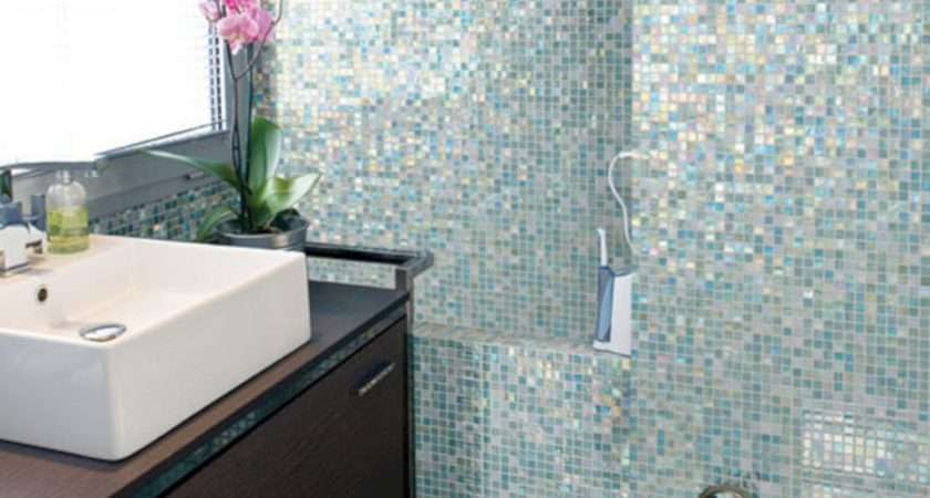 Bathroom Wall Tile Mosaic Spaces