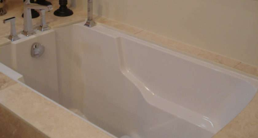 Bathtubs Idea Amusing Deep Soaking Tubs