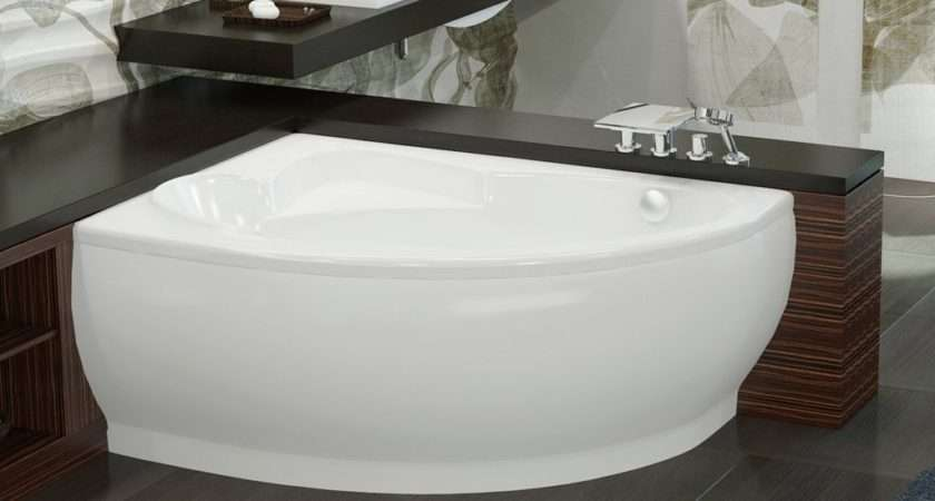 Bathtubs Idea Extraordinary Freestanding Corner Tub
