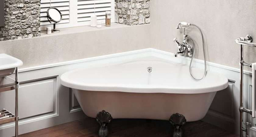 Bathtubs Idea Stunning Corner Small Spaces