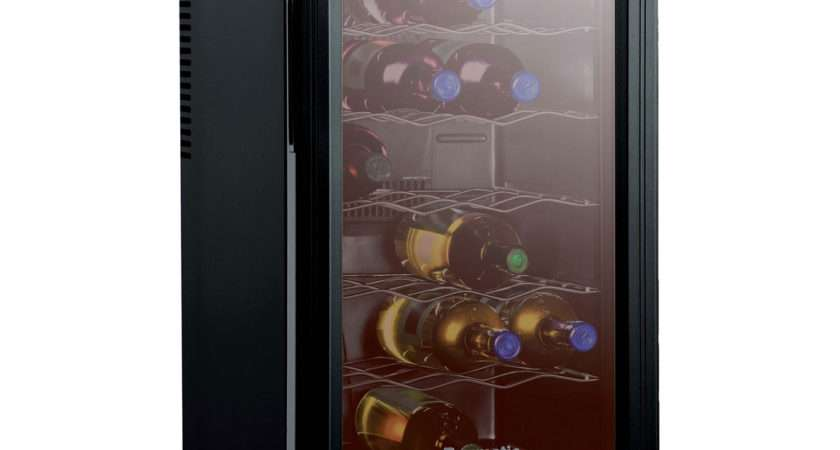 Baumatic Freestanding Wine Cooler Black