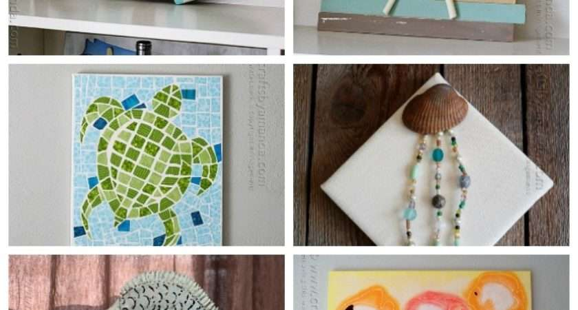 Beach Crafts Home Craft Get Ideas