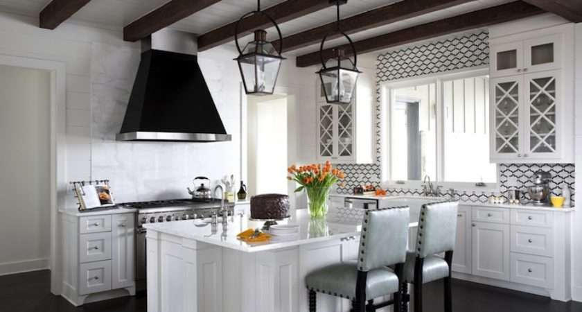 Beadboard Kitchen Ceiling Cottage Southern Living