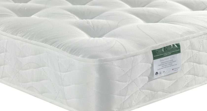 Beaumont Pocket Spring Mattress Dreams