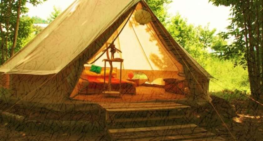 Beautiful Bell Tents Portugal Vale