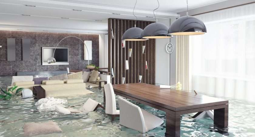 Beautiful Cleaning Basement Home Interior Water Damage
