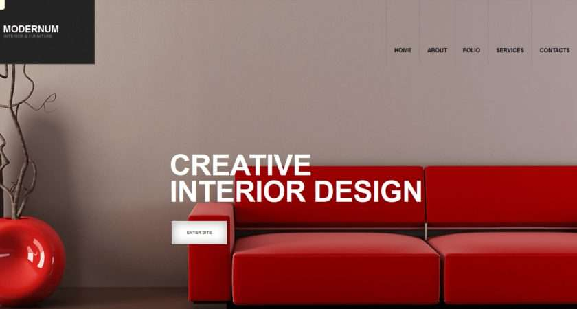 Beautiful Collection WordPress Interior Design Themes