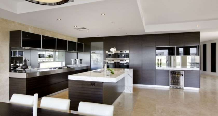 Beautiful Contemporary Kitchen Design Idea Latest