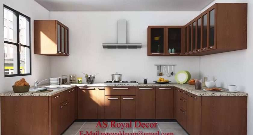 Beautiful Designer Kitchen Select Modular