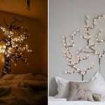 Beautiful Fairy Lights Bedroom Idea Decoredo