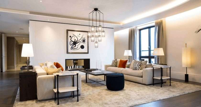 Beautiful Living Room Lighting Ideas