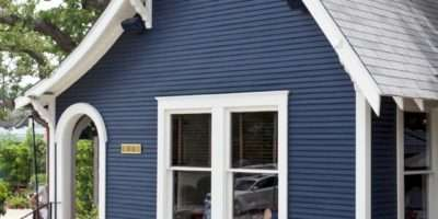 Beautiful Navy Blue White Ideas Home Exterior
