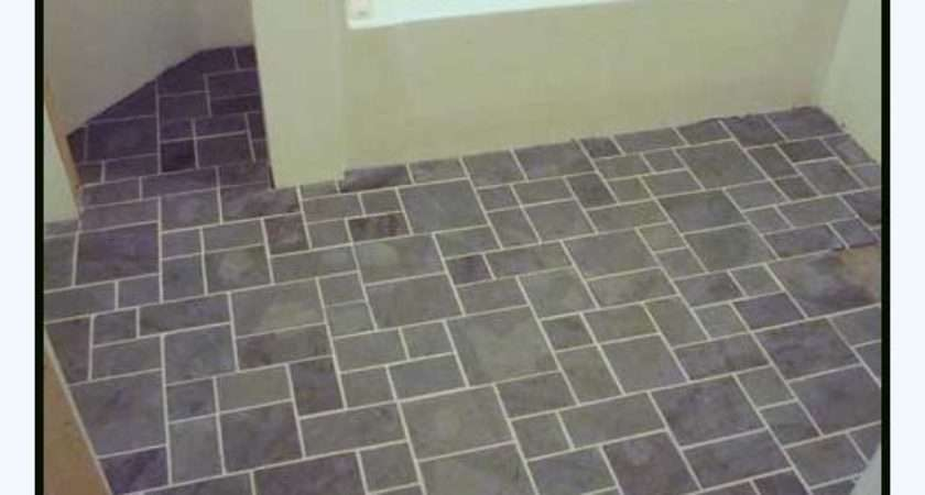 Beautiful Non Slip Slate Floor Tiles Kezcreative