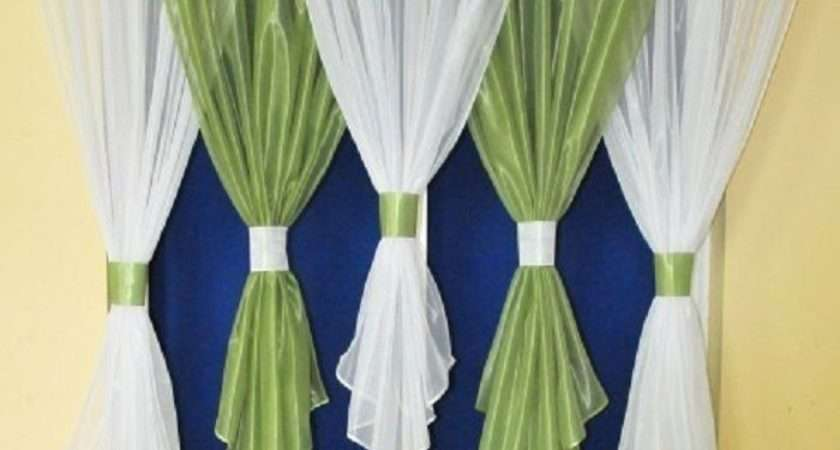 Beautiful Ready Made Large Curtain Different Colours