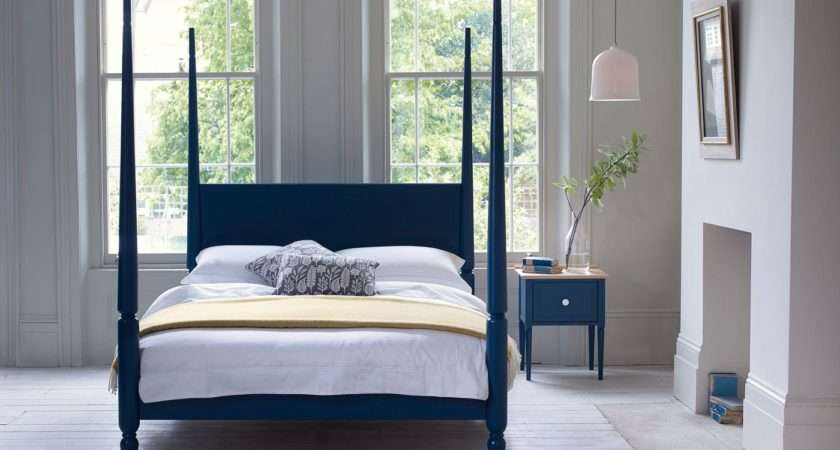 Beautiful Rooms Exquisite Four Poster Bed Designs